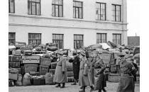"""Vor 79 Jahren kam der erste Zug mit deportierten Juden aus Hamburg an der Station """"Towarnaja"""" an"""