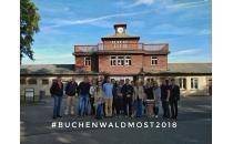 Besuch in der Gedenkstätte Buchenwald