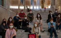 Letzte Tage in Wien: Diskussionen zur Erinnerungskultur in Österreich und Arbeiten an einem Podcast