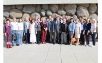 Белорусские педагоги в Яд Вашем