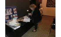 Визит и знакомство Гэйл Штерн, чьи родственники погибли в Благовщине, с Исторической мастерской и ее архивом