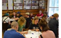 Молодежь из Германии училась в Исторической мастерской