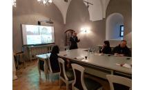 """Презентация и обсуждение возможностей изучения локальной истории в замковом комплексе """"Мир"""""""