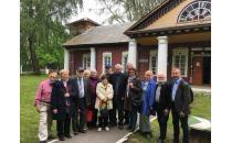 Internationales Forum zur Ehrung der Gerechten unter den Völkern in Paretscha
