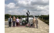 Выездное мероприятие к 85-летнему юбилею Леонида Левина в рамках социального проекта